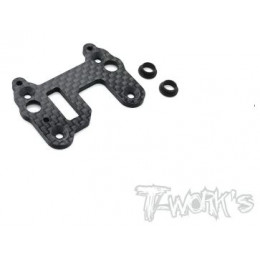 T-Work's Platine Carbone Différentiel Central Team Asso RC8B3.2 (x2) TO-0267-B3.2