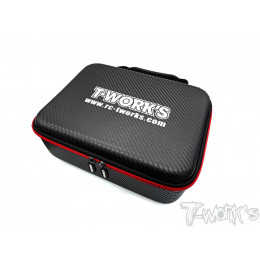 "T-Work's Boite à Outils ""Hardcase"" Carbone TT-075-B"