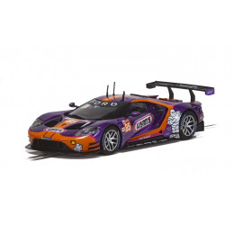 Scalextric Voiture Ford GT GTE Le Mans 2019 N°85 Standard C4078