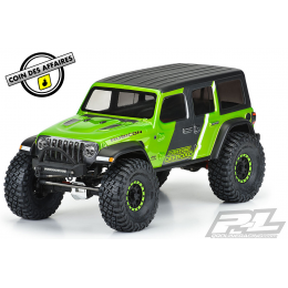 """CDA"" Proline Carrosserie Jeep Wrangler JL Unlimited Rubicon 3546-00"