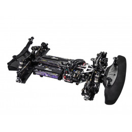 Serpent SRX8 GTe WC rally game 1/8 Electrique KIT 600065