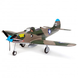 Eflite P-39 Airacobra 1.2m BNF Basic AS3X/SAFE EFL9150