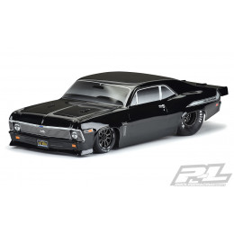 Proline Carrosserie Chevrolet Nova Tough Color Noir 3531-18