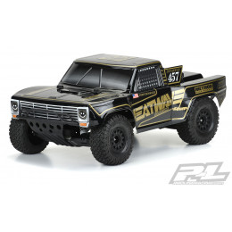 Proline Carrosserie Ford F-100 Race Truck Heatwave Edition Tough Color Noir 3551-18