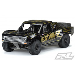 Proline Carrosserie UDR Ford F-100 Race Truck Heatwave Edition Tough Color Noir 3547-18