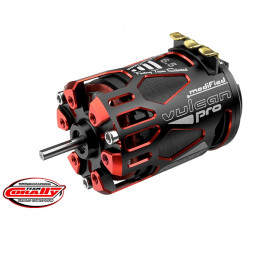 Corally Moteur Vulcan Pro Modified Brushless Sensored 6.5T C-61073