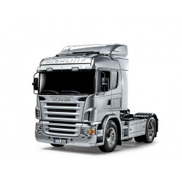 Tamiya Camion Scania R470 Silver Edition KIT 56364