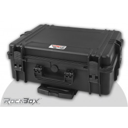 Rocabox Valise Trolley 50x35x19cm IP67 Mousse RW-5035-19-BFTR