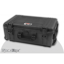 Rocabox Valise Trolley 52x29x20cm IP67 Mousse RW-5229-20-BFTR