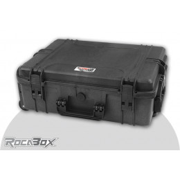 Rocabox Valise Trolley 54x40x19cm IP67 Mousse RW-5440-19-BFTR
