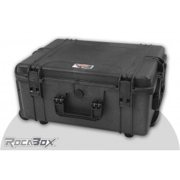 Rocabox Valise Trolley 54x40x24cm IP67 Mousse RW-5440-24-BFTR