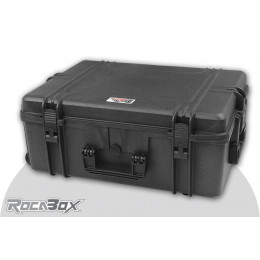 Rocabox Valise Trolley 62x46x25cm IP67 Mousse RW-6246-25-BFTR
