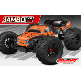 Corally Monster Truck Jambo 2021 XP 6S 1/8 Brushless RTR C-00166