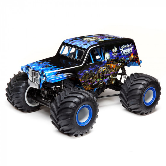 Losi LMT Monster Truck 4WD Solid Axle Digger RTR