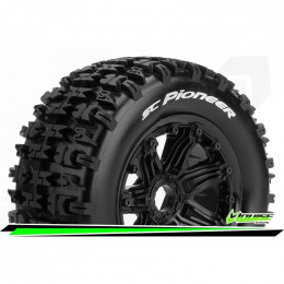 Louise RC Pneus SC-Pioneer Short Course 1/5 24mm (x2) LR-T3292B