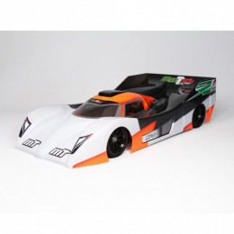Mon-Tech Carrosserie Pan Car 200mm MF10 Asphalt