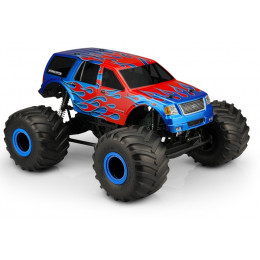 JConcepts Carrosserie Ford Expedition MT 2005 0435