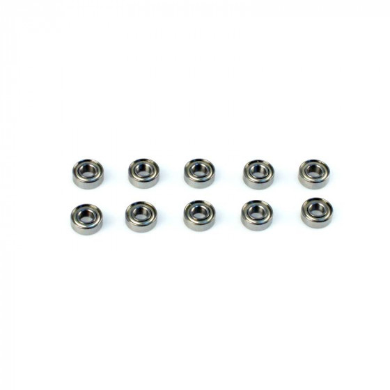 RC SYSTEM - 10 Roulements - 5x10x4mm - 30.305
