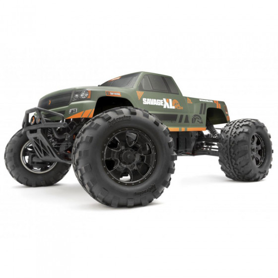 HPI Savage XL Flux GTXL-1 RTR 160095
