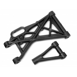 HPI Jeu bras de suspension Arriere 85402