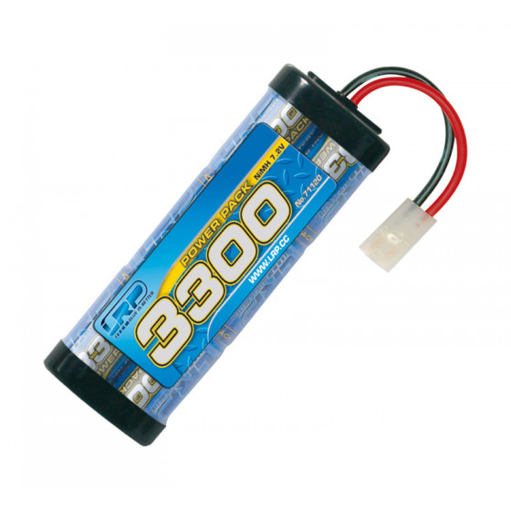 LRP - Accu 7.2 V - Power Pack 3300 Mah Nimh - 71120