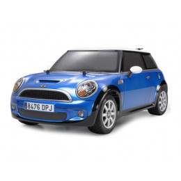 Tamiya M-Chassis Carrosserie Mini Cooper S 51335