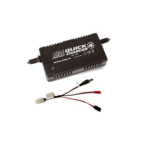 T2M - Quick Chargeur 4 - T1267