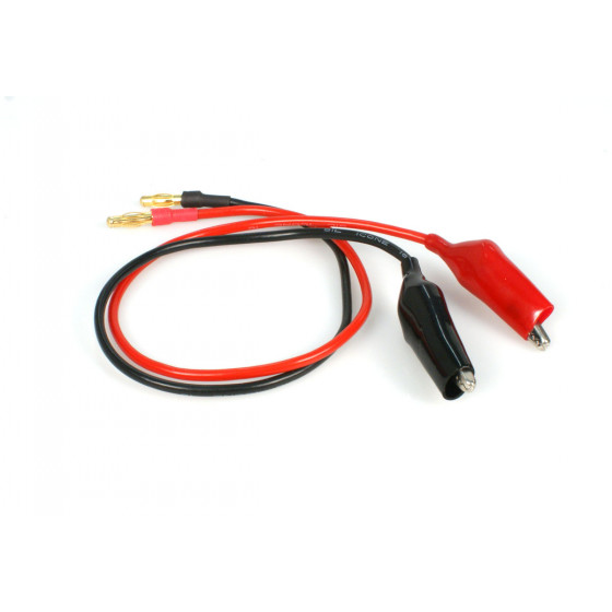 ORION - Cable - Cordon Prise Banane / Crocodiles - ORI40027