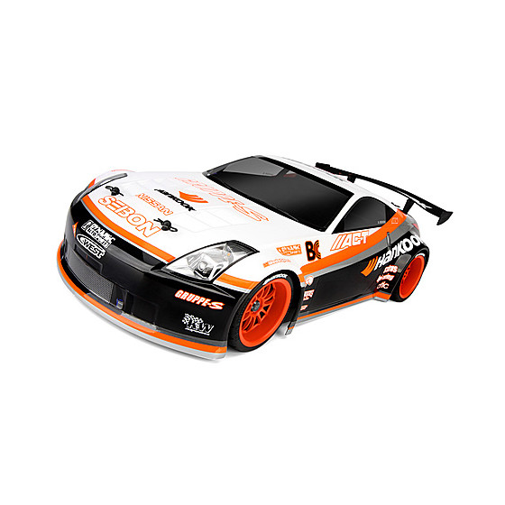 HPI - Carrosserie - Nissan 350Z Hankook - 200mm - 103886