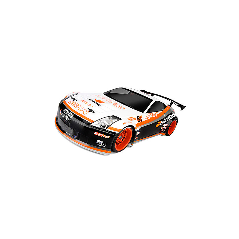 hpi carrosserie nissan 350z hankook 200mm 103886. Black Bedroom Furniture Sets. Home Design Ideas