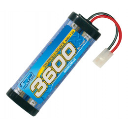 LRP Accu 7.2v 3600mah Power Pack Nimh 71125