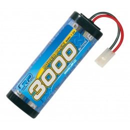 LRP Accu 7.2v 3000mah Power Pack Nimh 71115