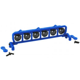 RPM Support de 6 LED Toit Bleu 80925