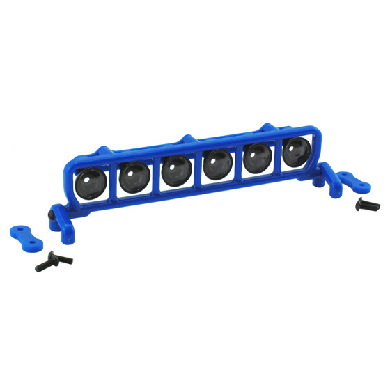 RPM - Support de 6 LED Toit - Bleu - 80925