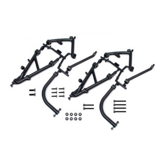 HPI - Jeu platine suspension arr - 85438