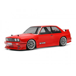 HPI Carrosserie BMW M3 E30 200mm 17540