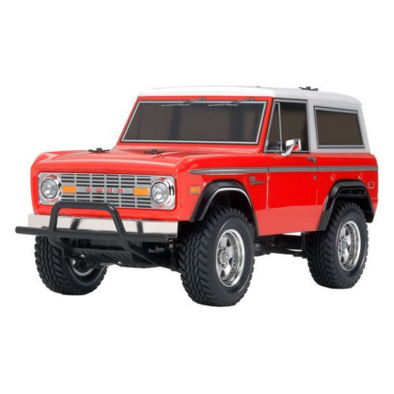 Tamiya - CC-01 - Ford Bronco 1973 - KIT - 58469