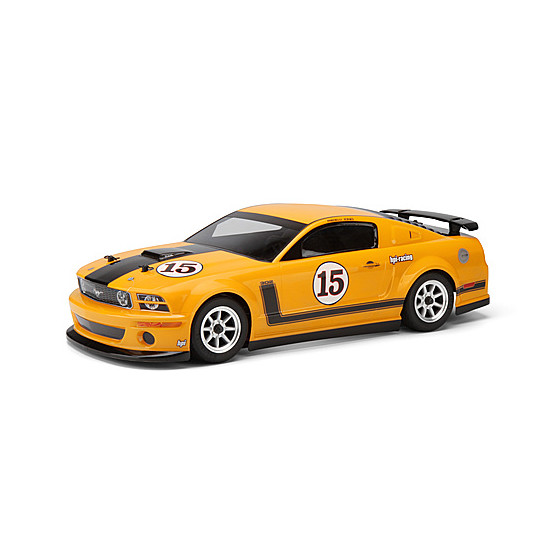 HPI - Carrosserie - Ford Mustang Saleen - 200mm - 17537