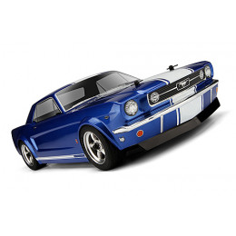 HPI Carrosserie Ford Mustang GT Coupe 1966 200mm 104926