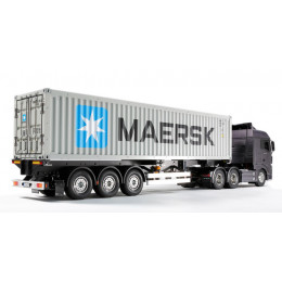 TAMIYA 40Ft Container Semi Trailer 56326