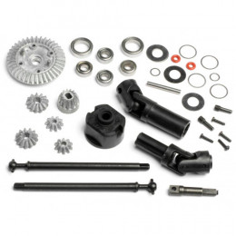 HPI Kit conversion 4x4 87602