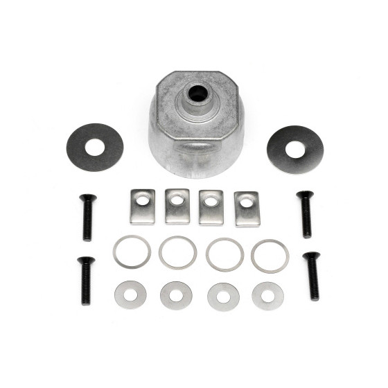 HPI - Boitier Diff Metal - 86827
