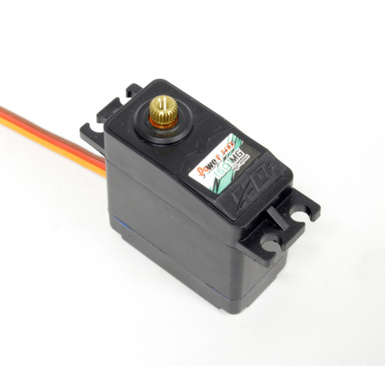 POWER HD - Servo HD-1501MG - 17kg - 0.14s - Metal