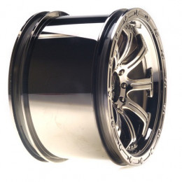 LOSI - Jantes Black Chrome 320 - LOSB7052
