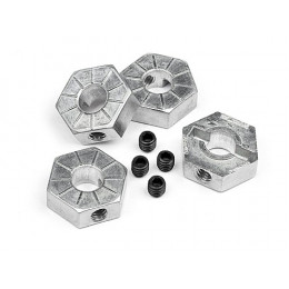 HPI Hexagone de roue 12mm (x4) 103362
