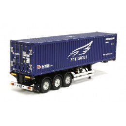 TAMIYA 40Ft Container Semi Trailer NYK 56330