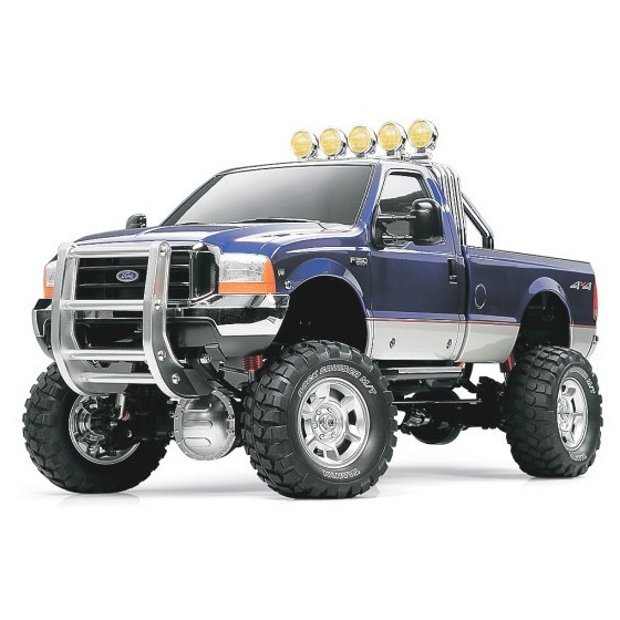 Tamiya - Ford F-350 - KIT - 58372