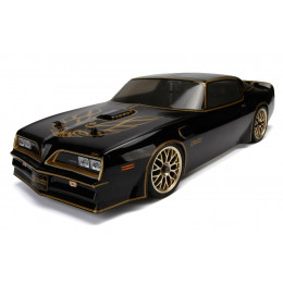 HPI Carrosserie Pontiac Firebird 1978 200mm 107201