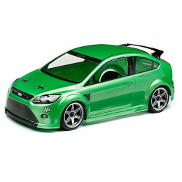 HPI Carrosserie Ford Focus RS 200mm 105344