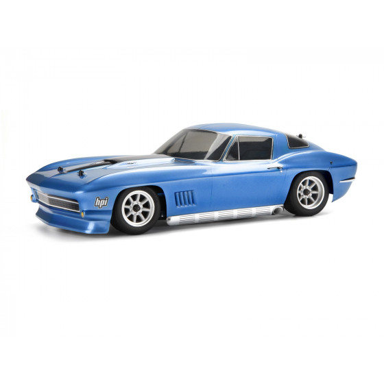 HPI - Carrosserie - Chevrolet Corvette Stingray 1967 - 200mm - 17526